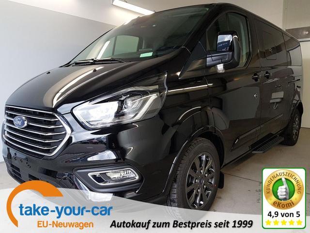 Ford Tourneo Custom - Titanium X L2H1 WLTP 2.0 TDCi EcoBlue MHEV 136kW / 185PS Vorlauffahrzeug