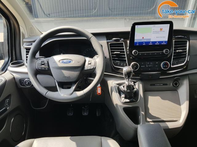 Ford Tourneo Custom Titanium X L1 2,0 Eco Blue mHev 136kW AHK