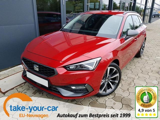 Seat Leon Sportstourer ST - FR 1,5 TSI 96KW 18