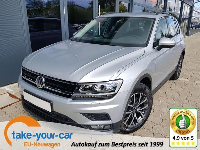 Volkswagen Tiguan - Comfortline 1,5 TSI 110KW Navi,LED, ACC, SHZ Gebrauchtfahrzeug