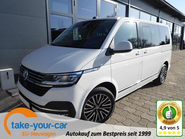 Volkswagen Multivan 6.1 - T6.1 Cruise 2,0 TDI 110kW DSG, AHK, 4x4 Gebrauchtfahrzeug