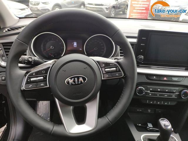Kia Ceed Limo Kamera*Sitzheizung*App-Connect!