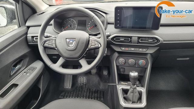 Dacia Logan III Comfort TCe 90 KLIMA*APP CONNECT