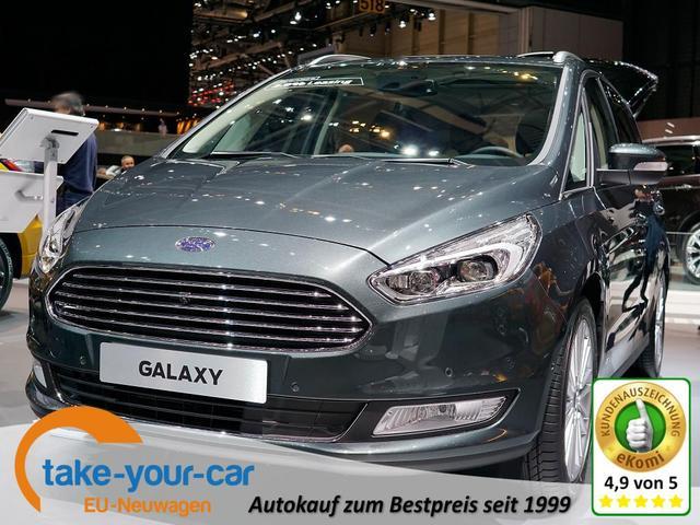 Ford Galaxy - Titanium 2.0 EcoBlue 150PS/110kW 6G 2021 Bestellfahrzeug