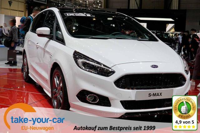 Ford S-MAX - ST-Line 2.0 EcoBlue 190PS/140kW AUT8 2021 Bestellfahrzeug