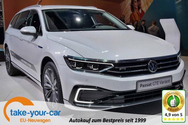 Volkswagen Passat Variant - Elegance HIGH - MJ 2020   Navi Klimaaut. Alu SHZ Bestellfahrzeug