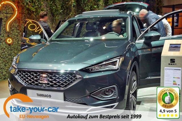 Seat Tarraco - Style 1.5 TSI 150PS 110kW DSG 5-Sitzer 2021 Bestellfahrzeug