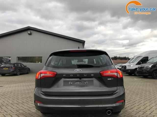 Ford Focus Turnier 1.0 EcoBoost Hybrid 125PS Cool & Connect LED-Scheinw. Klima Ford-Navi SYNC3 DAB+ 8''-Touchscreen mit Bluetooth Apple CarPlay Android Auto PDC v+h Rückf.Kamera