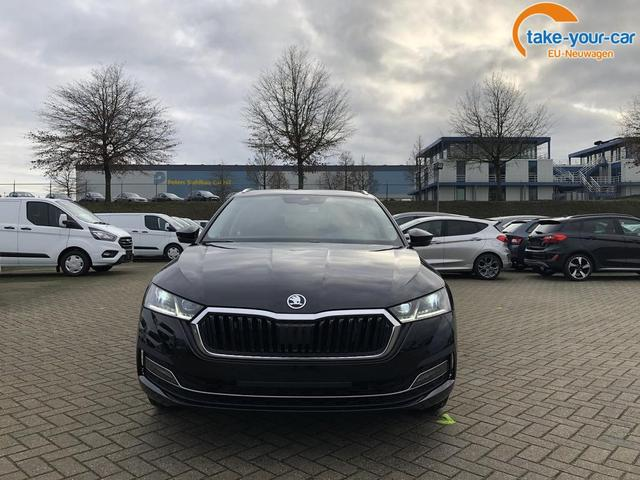 Skoda Octavia Combi 1.5 TSI 150PS Style NEUES MODELL Matrix-LED AFS Virtual Cockpit Navi Columbus 10''-Touchscreen Winter-Paket Anschlussgarantie 2xKeyless