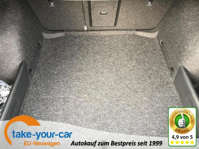 Skoda Octavia Combi 1.5 TSI 150PS Style NEUES MODELL Matrix-LED AFS Virtual Cockpit Navi Columbus 10''-Touchscreen Winter-Paket Anschlussgarantie 2xKeyless