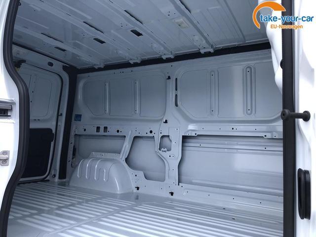 Renault Trafic Kastenwagen - L2H1 2.0 dCi 145PS Automatik Komfort 3,0t 3-Sitzer Klima Anhängerkupplung LED-Scheinw. Renault-Navi DAB  Apple CarPlay Android Auto Bluetooth Parksensoren Tempomat Vorlauffahrzeug