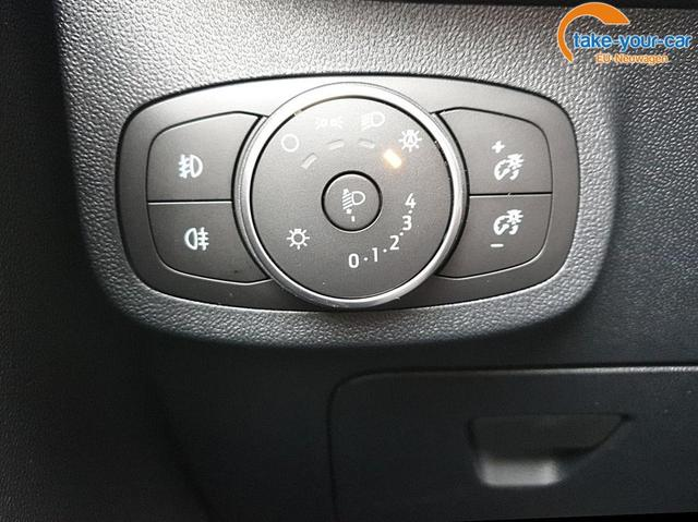 Ford Fiesta 1.0 EcoBoost 95PS ST-Line 5-türig Winterpaket Klimaautomatik Navi-Ford SYNC 3 DAB+ Bluetooth 8''-Touchscreen Apple Carplay Android Auto PDC