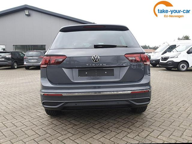 Volkswagen Tiguan 1.5 TSI ACT 150PS DSG Life Neues Modell Klimaautomatik Sitzheizung Lenkradheizung -Radio mit Bluetooth DAB+ AbstandsTempomat PDC v+h