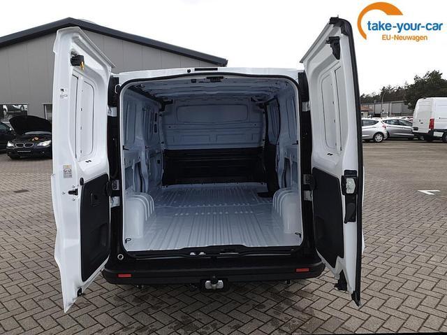 Renault Trafic Kastenwagen L2H1 2.0 dCi 145PS Automatik Komfort 3,0t 3-Sitzer LED-Scheinw. Klima Anhängerkupplung Renault-Navi DAB+ Apple CarPlay Android Auto Bluetooth Parksensoren Rückf.Kamera Tempomat Nebelscheinw. Ga