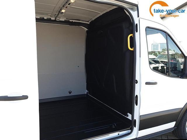 Ford Transit Custom 350 L2H2 2.0 TDCi 130PS Trend 3,5t 3-Sitzer Sitzheizung Klima Anhängerkupplung Ford-Navi SYNC3 Bluetooth 8''-Touchscreen Apple Carplay Android Auto Rückf.Kamera PDC v+h Tempomat