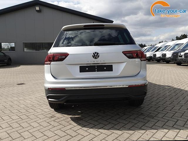 Volkswagen Tiguan 1.5 TSI ACT 150PS DSG Life Neues Modell Klimaautomatik Sitzheizung Lenkradheizung -Radio mit Bluetooth DAB+ AbstandsTempomat PDC v+h