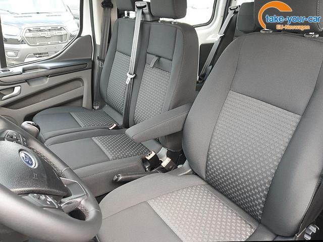 Ford Transit Custom Kombi 9-Sitzer L1 1.0 EcoBoost Plug-in-Hybrid 125PS Automatik Trend Sitzheizung Klima Radio mit Bluetooth PDC v+h Frontscheibe beheizb.
