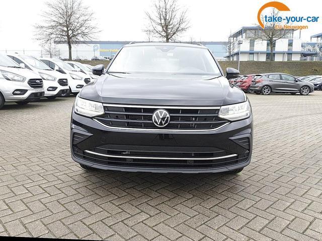 Volkswagen Tiguan 1.5 TSI ACT 150PS DSG Life Neues Modell AppleCarPlay Klimaautomatik Sitzheizung Lenkradheizung -Radio mit Bluetooth DAB+ AbstandsTempomat PDC v+h