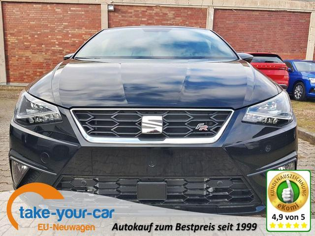 Seat Ibiza - FR SHZ LED Full Link DAB PDC Klimaauto. Vorlauffahrzeug