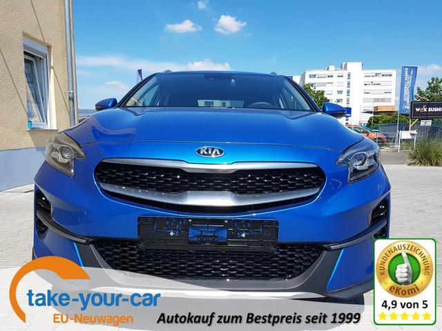 Kia XCeed - Top Platinium Premium Technik-Paket Vorlauffahrzeug