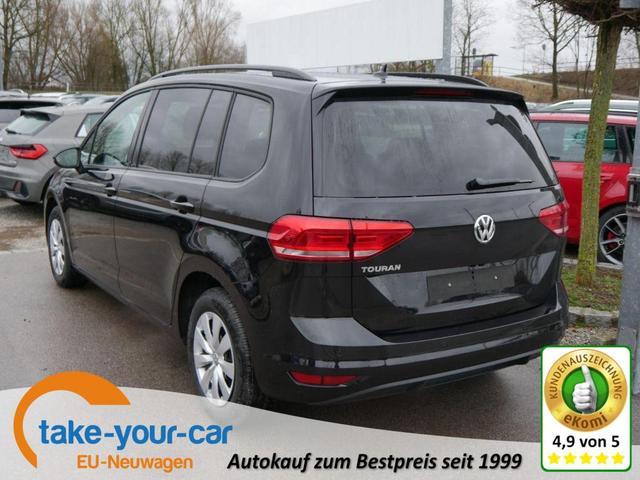 Volkswagen Touran COMFORTLINE AHK ACC NAVI WINTERPAKET RÜCKFAHRKAMERA 7-SITZER