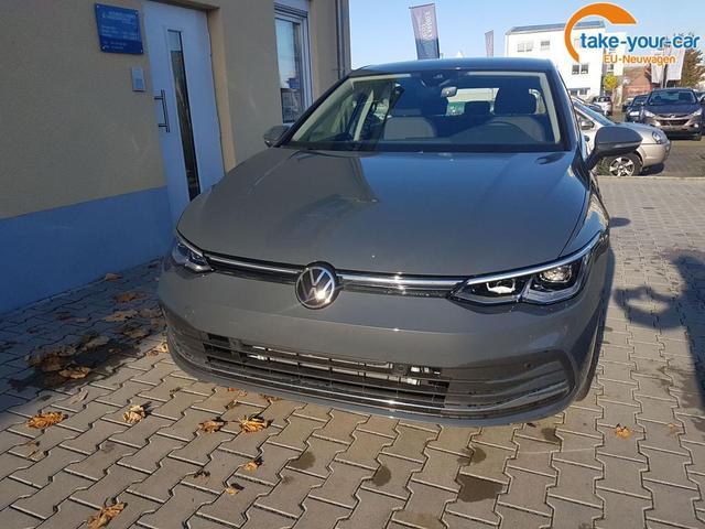 Volkswagen Golf - Style Winterpaket LED Plus NAVI getönte Scheiben Vorlauffahrzeug