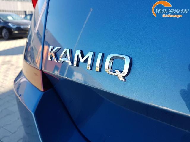 Skoda / Kamiq / Blau / Style / Bleu Titan /