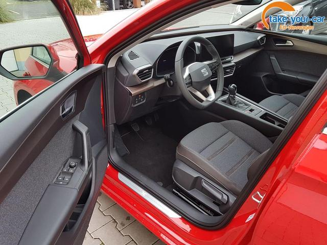 Seat / Leon / Rot / Exellence /  / AHK, Pano