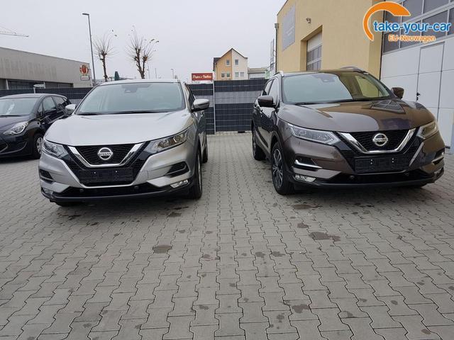 Nissan / Qashqai / Bronze / N-Connecta /  /