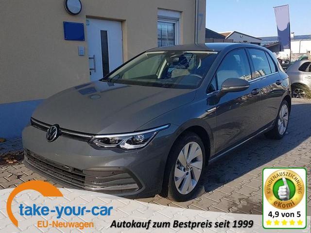 Volkswagen Golf Style Winterpaket LED Plus NAVI getönte Scheiben