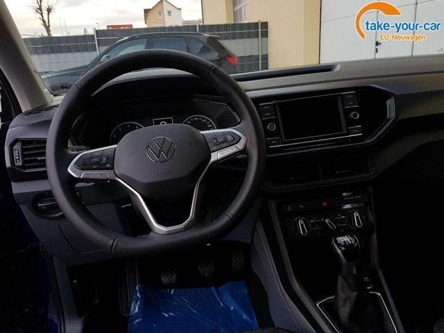 Volkswagen / T-Cross / Blau / Life /  /