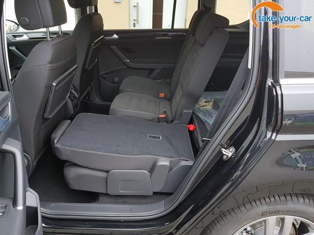 Volkswagen Touran 1.5 TSI ACT HIGHLINE ACC LED NAVI KAMERA PDC 7-SITZER KEYLESS ACCESS