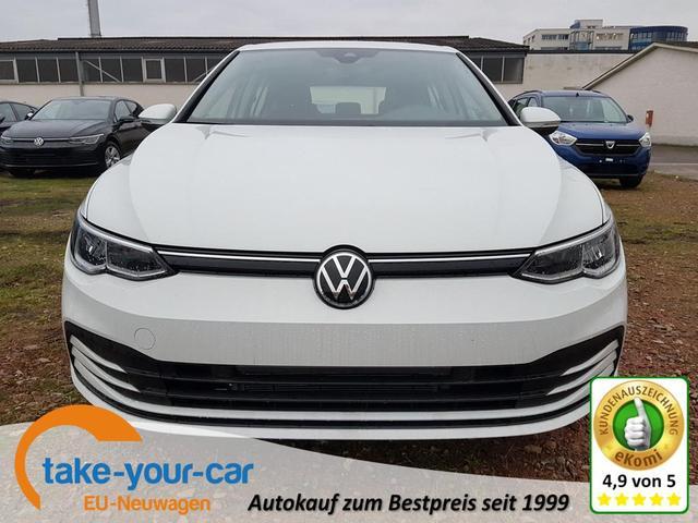 Volkswagen Golf - Life SHZ Kamera Regensensor Vorlauffahrzeug