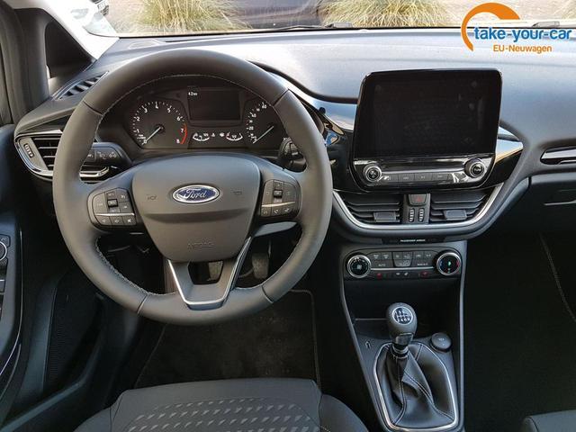 Ford / Fiesta / Grau / Titanium  /  /