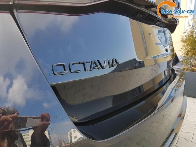 Skoda / Octavia / Schwarz / RS /  /