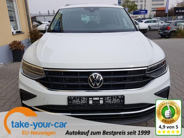 Volkswagen Tiguan - Life Easy Open Kamera 18 Zoll 5j Garantie Vorlauffahrzeug