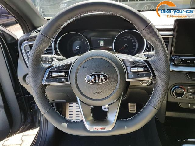 Kia / ProCeed / Grau / GT Line PLUS / H8G / DSG