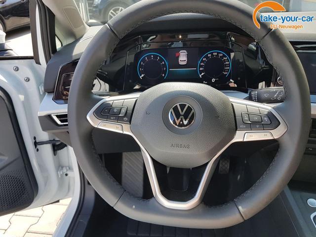 Volkswagen / Golf / Weiß / Life /  / 6G