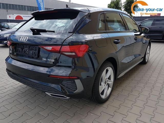 Audi / A3 Sportback / Schwarz / S-Line /  / DSG