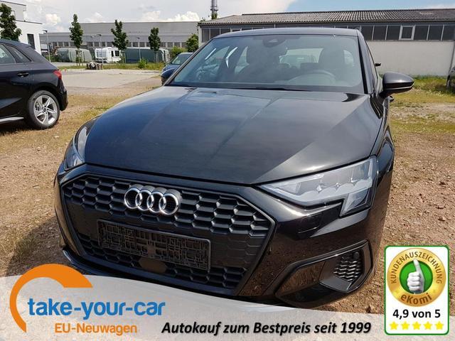 Audi A3 Sportback - Klimaauto Sitzheizung APP Vorlauffahrzeug