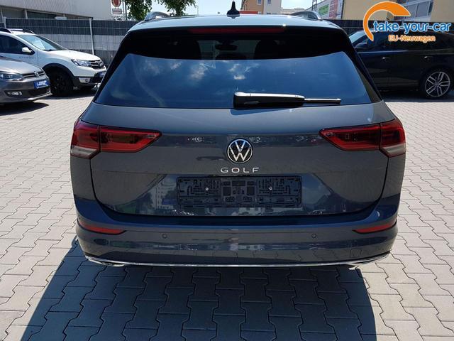 Volkswagen / Golf Variant / Grau / Style  /  / DSG