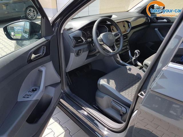 Volkswagen / T-Cross / Grau / Style /  / Dsg