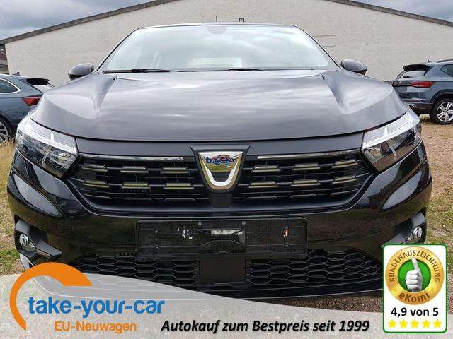 Dacia Sandero - Stepway Comfort Navi Kamera Sitzheizung PDC Vorlauffahrzeug