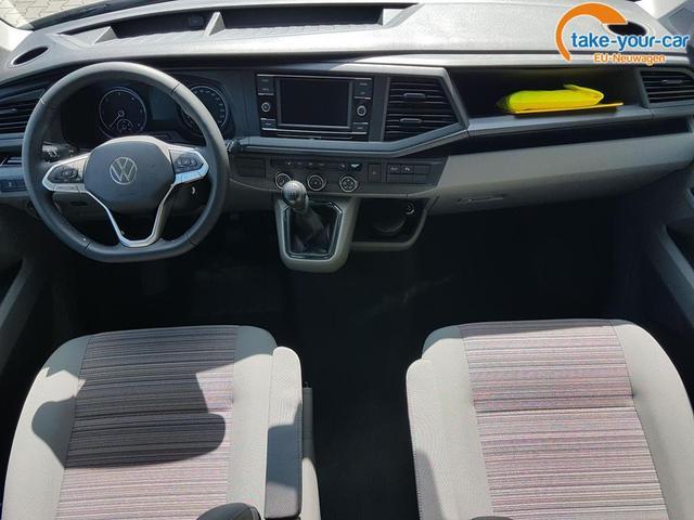 Volkswagen / California 6.1 / Grau / Beach Camper /  /
