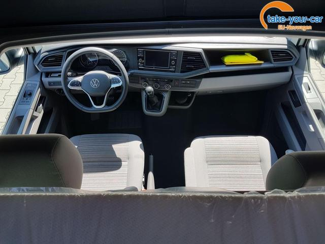 Volkswagen / California 6.1 / Grau / Besch Camper /  /