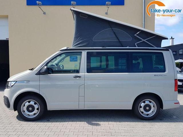 Volkswagen California 6.1 Beach-Camper Miniküche Standheizung Sitzheizung Parksensoren Kamera