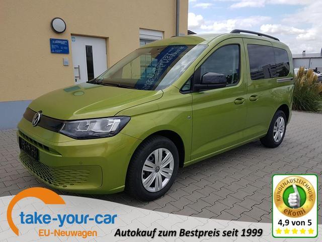 Volkswagen Caddy - Klimaauto Sitzheizung APP PDC getönte Scheiben Vorlauffahrzeug