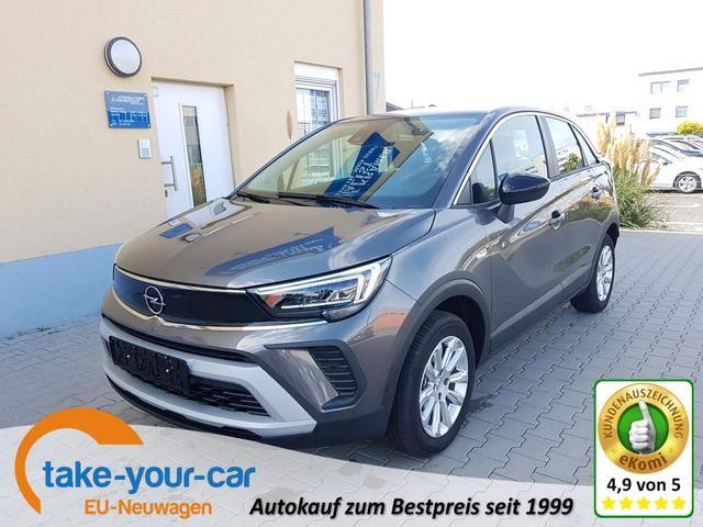 Opel Crossland - Innovation Plus Navi, Kamera, SHZ, PDC Vorlauffahrzeug