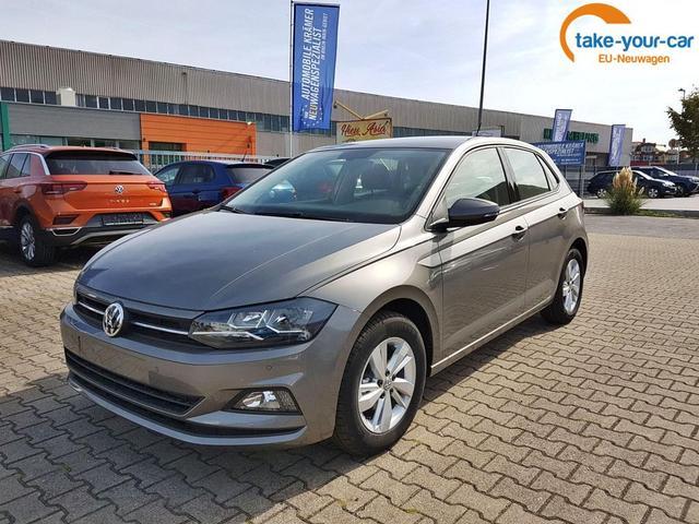 Volkswagen / Polo / Grau / Maraton /  /