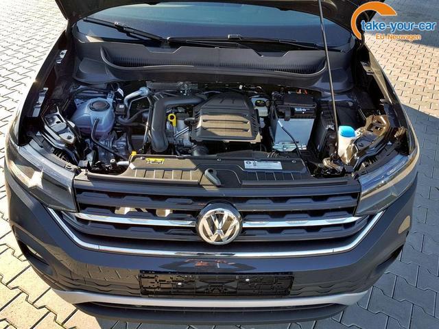Volkswagen / T-Cross / Grau / Life /  /